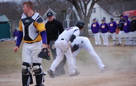 Baseball takes two wins against Maryville