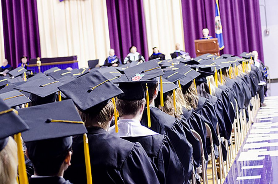 Graduation to begin limited ticketing process