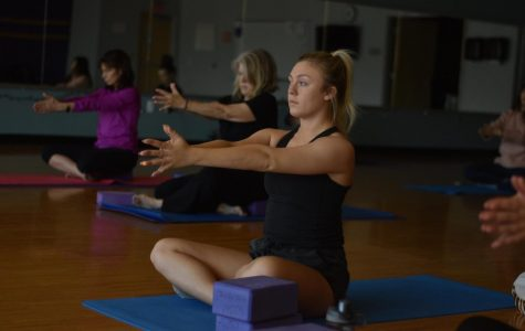 Resilience Yoga brings peace to students