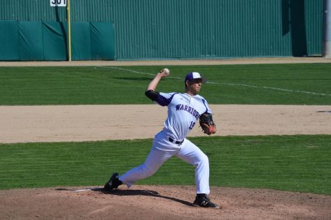 Baseball gets series win against Sioux Falls