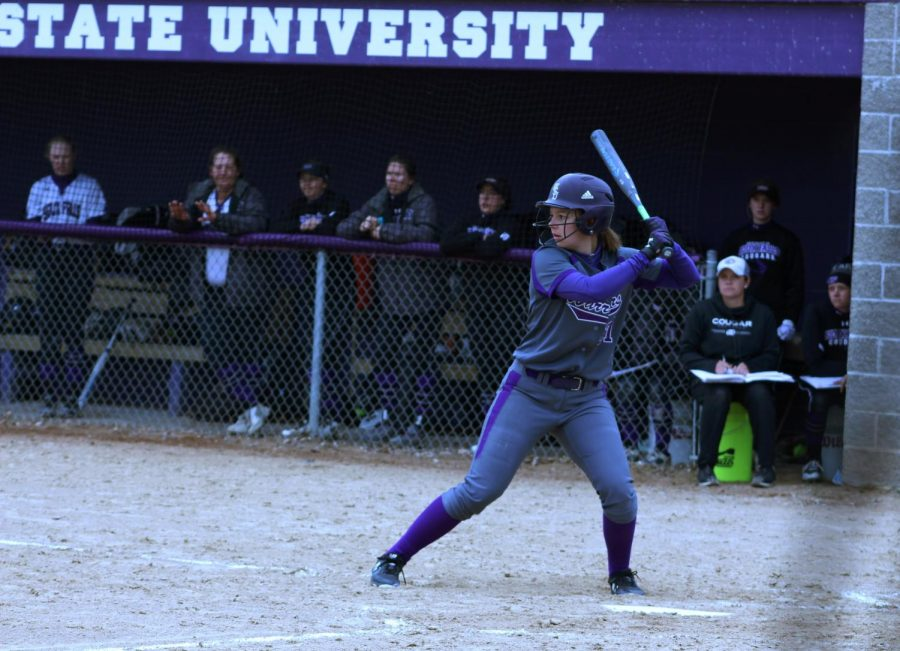 Softball sweeps home openers