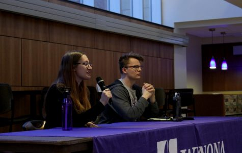 Student Senate candidates talk goals