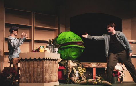 """Little Shop of Horrors"" debuts on campus"