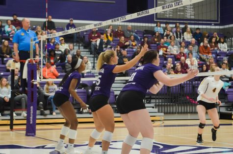 Volleyball weekend proves successful