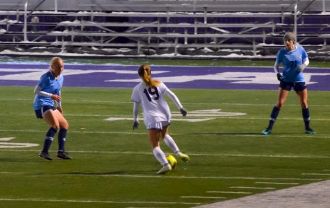 Soccer's season ends with home loss