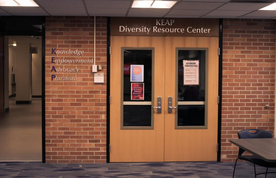 How does Winona State handle diversity around campus?