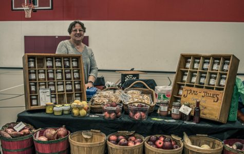 Farmer's Market produces organic items year-round