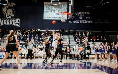 Womens basketball take losses in weekend games