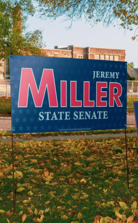 Minnesota State Senator Jeremy Miller is running for office representing Minnesota's 28th district, which includes parts of Winona, Houston, and Filmore counties. He is a member of the Republican party.