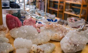 Genie's Rock Shop is located in Downtown La Crosse. From rocks and crystals, to tarot cards and pendulums, Genie's will surely fit your metaphysical needs.