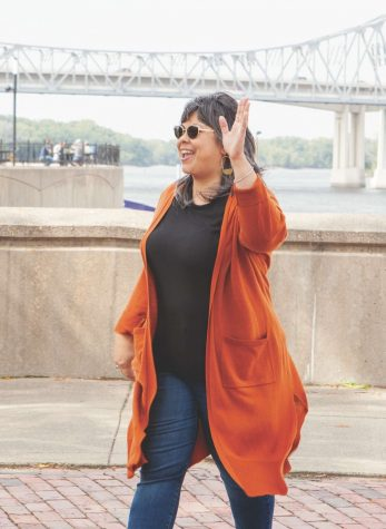Small business owner, Jovy Rockey, is running for mayor of Winona. She is running on a platform of increasing small business opportunities, increasing the local arts and culture scene and ensuring people have access to middle-income housing.