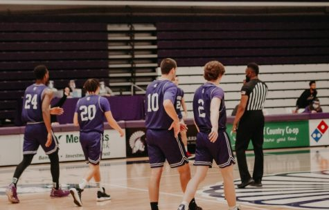 Winona State Warriors end the season with a win against Upper Iowa University, 90-67 at Winona State's McCown Gymnasium on Saturday, Feb 20 after loosing the first game of the weekend, 80-65 on Friday, Feb 19.