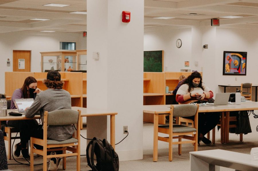 According to the Assistant professor in the health, exercise and rehabilitative sciences program, Connie Mettille; the courses are designed for learning about mental health issues that are prevalent. The two courses where students can be certified in mental health first aid through the National Alliance on Mental Illness are Mental Health and Society-Youth and Mental Health and Society-Adult.