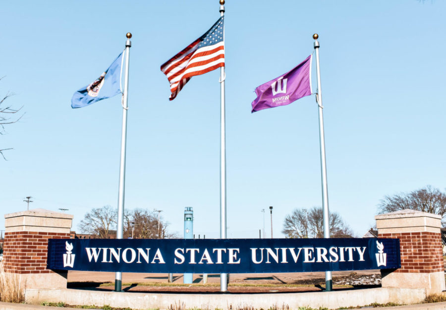 "Winona State University's Office of Equity and Inclusive Excellence sent an email to all Winona State students on March 18 addressing Anti-Asian Pacific Islander (AAPI) hate, stating such hate is ""unacceptable and has no place in the inclusive community that we strive to create at Winona State University."""