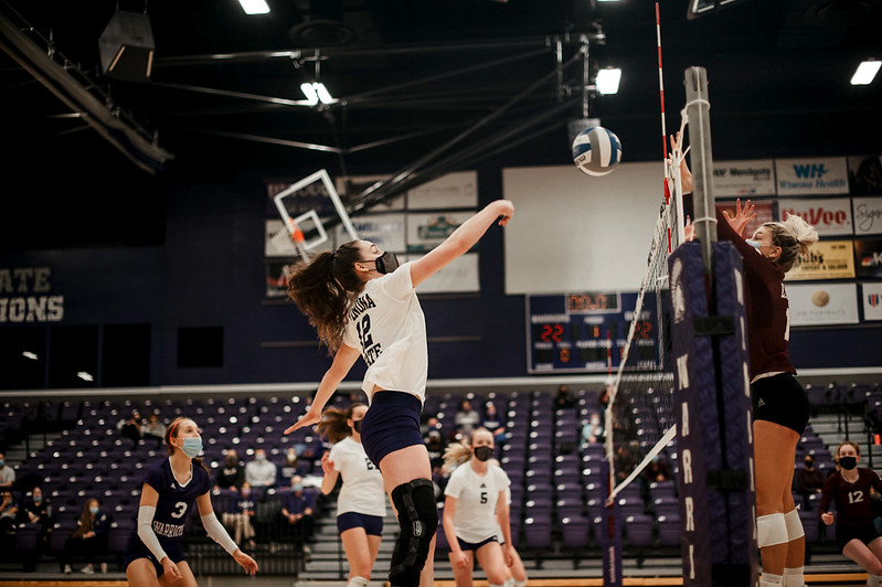 Beehler talks adaptations and changes for volleyball teams