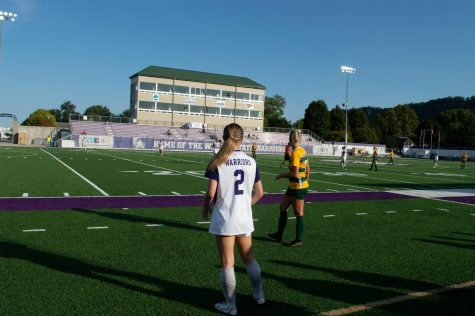 The Winona State University womens soccer team fell to the University of Sioux Falls, 2-0 in the Northern Sun Intercollegiate Conference (NSIC) opener for both teams, on Friday, Sept. 17 at Altra Credit Federal Union Stadium. The warrior came back the next game on Sunday against Southwest Minnesota State University, securing a win by 2-1 on the family weekend game.